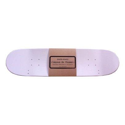 Leçons de choses Skateboard Shelf-listing