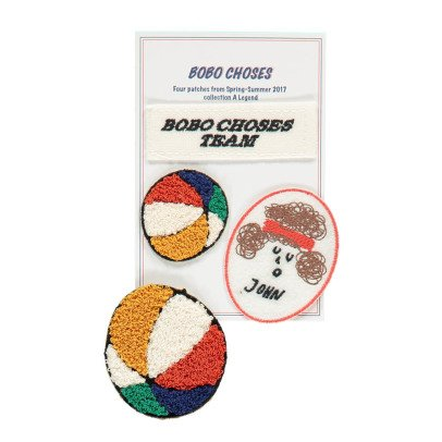 Bobo Choses Pack 4 Badges-listing