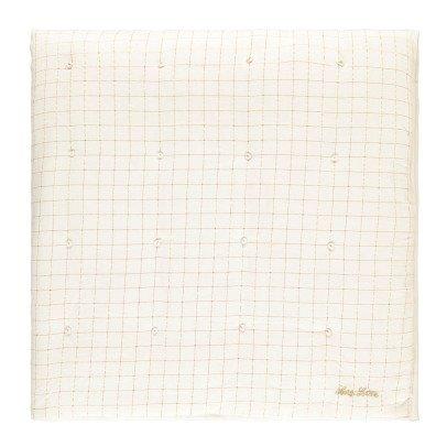 Louis Louise Decke Lurex 90x90 cm -listing