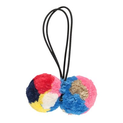 Simple Kids Pompom Hair Ties-product