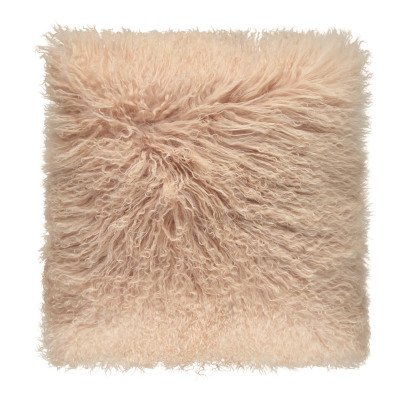 Maison de vacances Cojín básico en piel de cabra Nude-listing