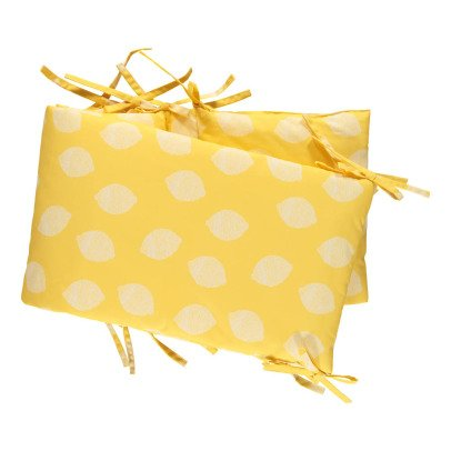 Lab - La Petite Collection Lemonade Bed Valance-listing