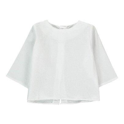 Pequeno Tocon Camisa Abotonada Espalda-product