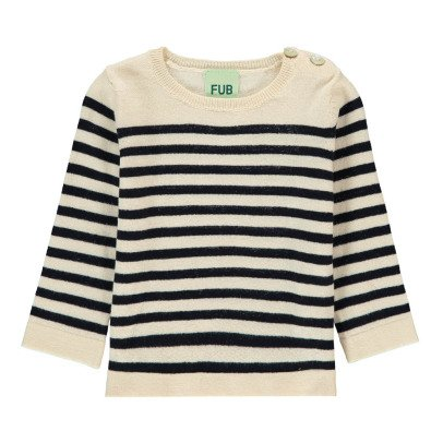 FUB Oragnic Cotton Striped Jumper-listing
