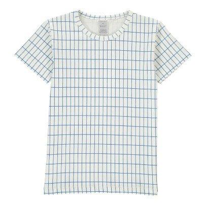 tinycottons T-Shirt Oversize Quadretti-listing