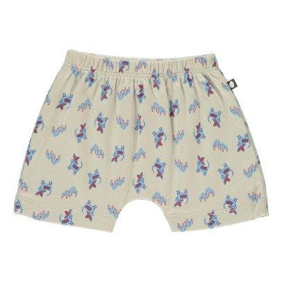 Oeuf NYC Organic Pima Cotton Chihuahua Shorts-product