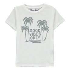"product-Hartford Camiseta Palmeras ""Good Vibes Only"""