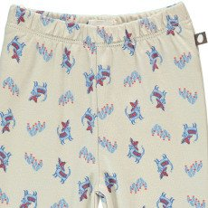 Oeuf NYC Organic Pima Cotton Chihuahua Leggings-listing
