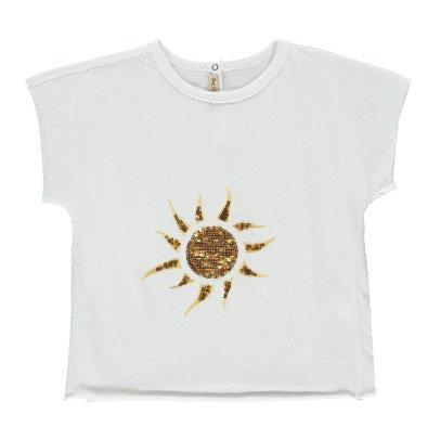 De Cavana T-Shirt Soleil Sequins-listing