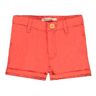 Billybandit Jungle Reverse Bermuda Shorts-listing