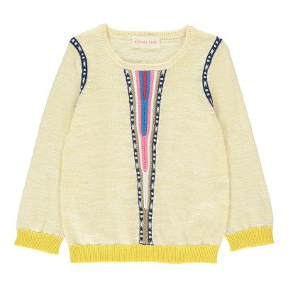 Simple Kids Pullover Guinea -listing