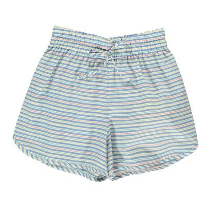 Poppy Rose Shorts Righe-listing