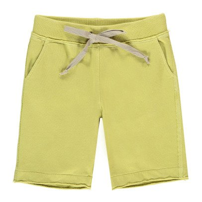 De Cavana Fleece Bermuda Shorts-listing