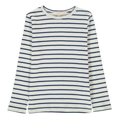 Poppy Rose T-shirt Rayé Tiffany-listing