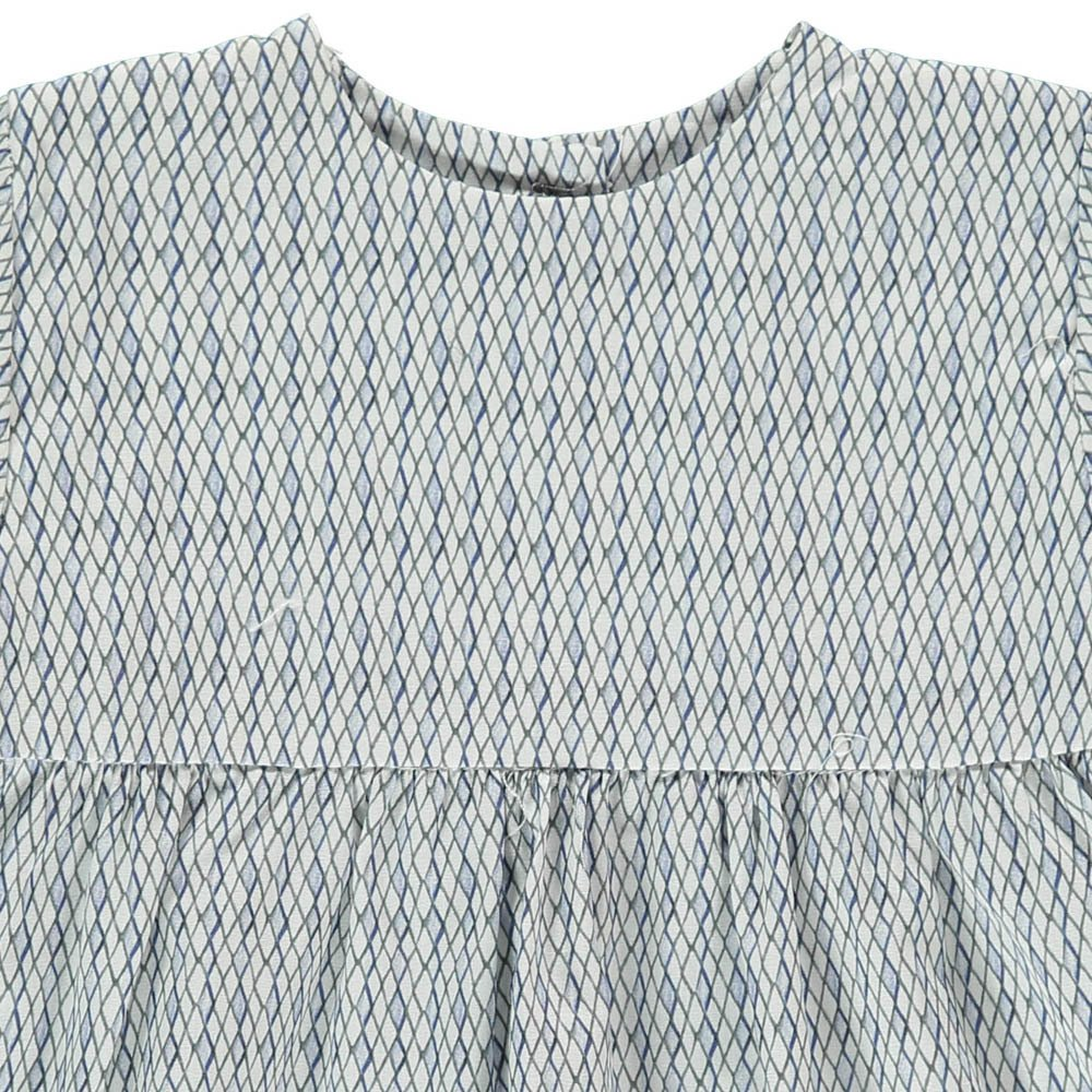 Blusa Volantes Rombos-product