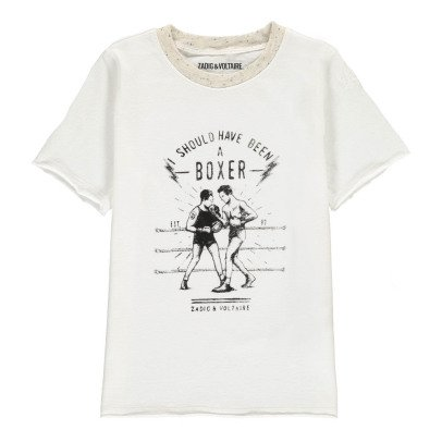 Zadig & Voltaire Robert Boxer T-Shirt-listing