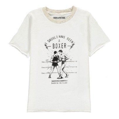 Zadig & Voltaire T-shirt Boxeurs Robert-listing