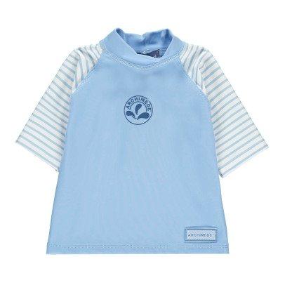 Archimède T-Shirt Anti-UV Rayé Cocon Boy-listing