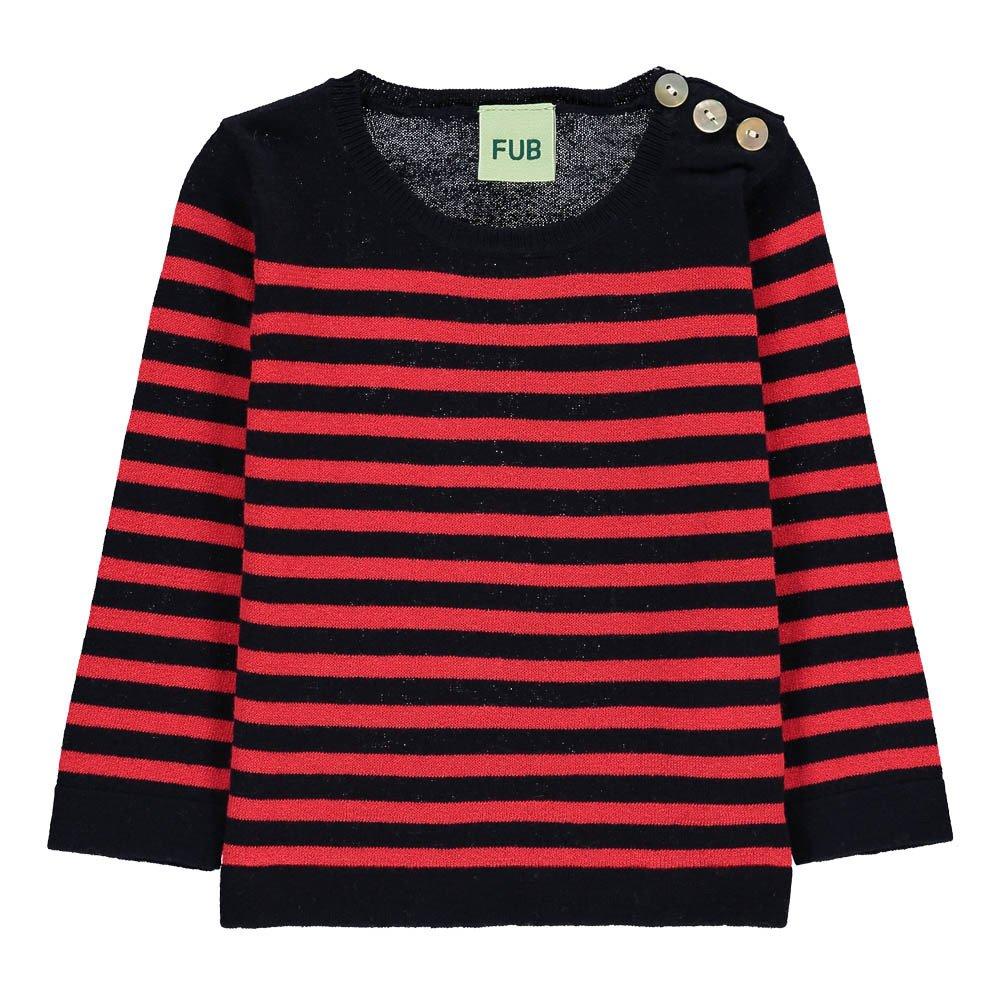 FUB Oragnic Cotton Striped Jumper-product