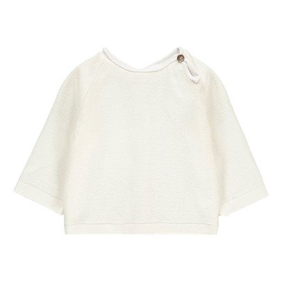 Pequeno Tocon Jumper with Button-up Shoulder-listing