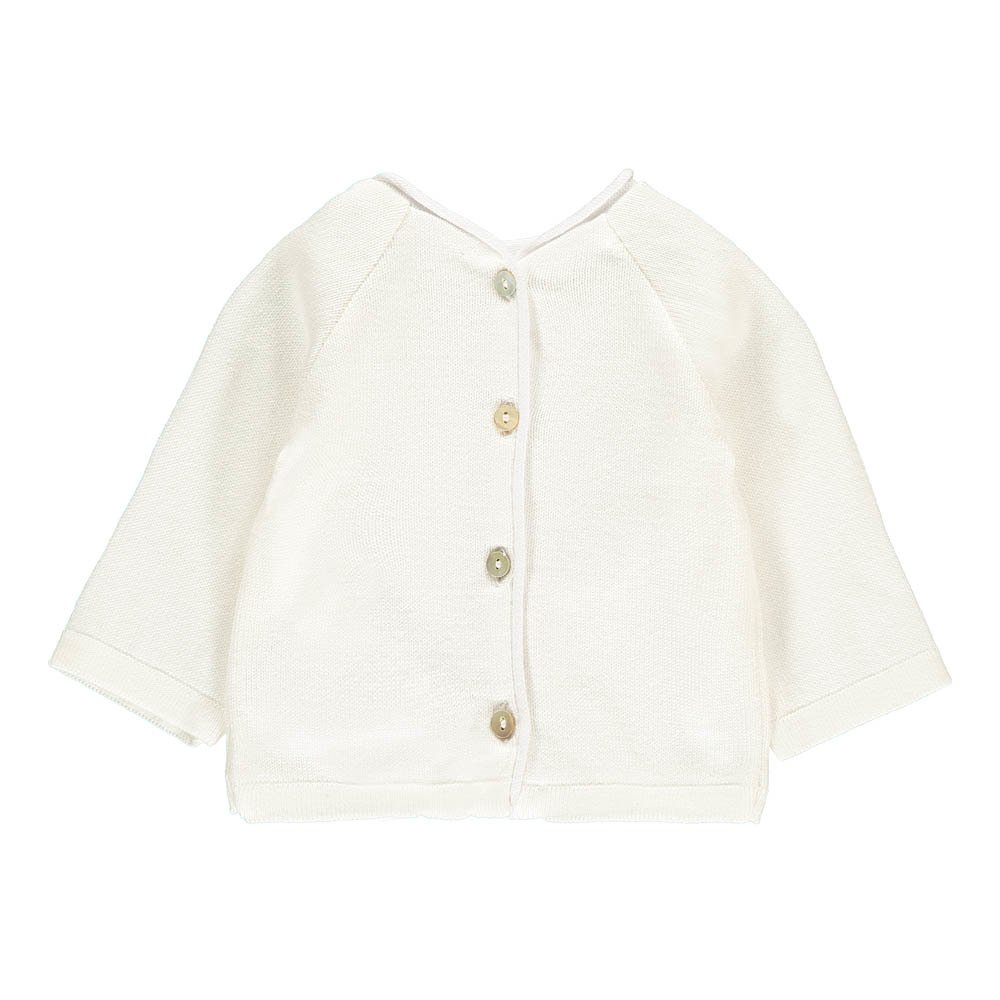 Pequeno Tocon Jumper with Button-up Shoulder-product