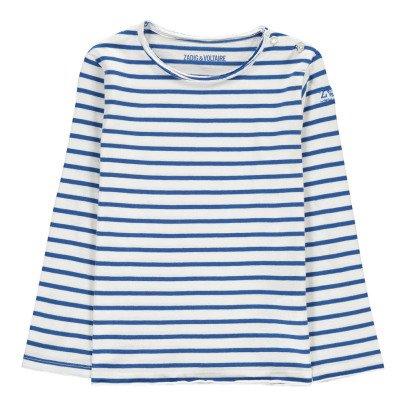 Zadig & Voltaire Camiseta Marinera Jackson Coderas Rayos-listing