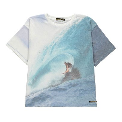 Finger in the nose T-shirt Surfeur Vague Valley-listing
