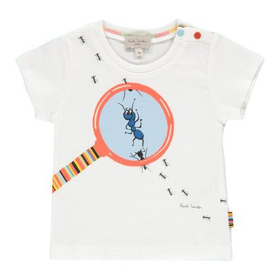 Paul Smith Junior Nougaro Ant Wolf T-Shirt-listing
