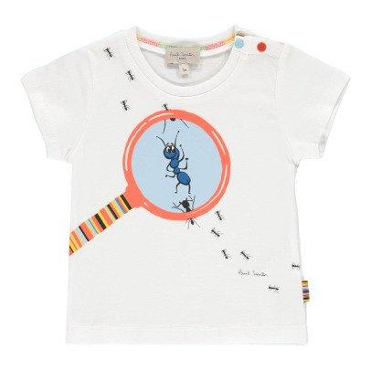 Paul Smith Junior T-shirt Loupe Fourmis Nougaro-listing