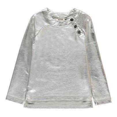 Zadig & Voltaire Olivia Iridescent Sweatshirt-product