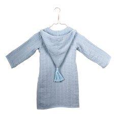 Moumout Pépin Honey Comb Kimono Dressing Gown-listing