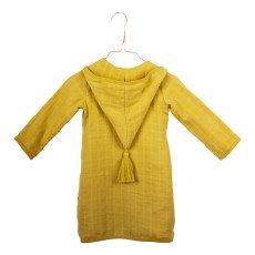 Moumout Albornoz Kimono Nido de abeja Bee -listing