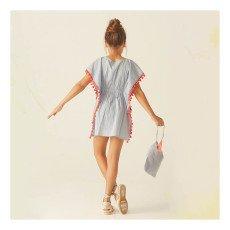 Bonnet à pompon Robe de Plage Pompons-listing