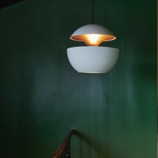 DCW Editions Copper Interior Here Comes the Sun Ceiling Light-listing