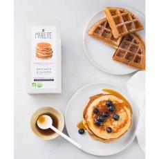 Marlette Préparation bio Pancake et gaufre-listing