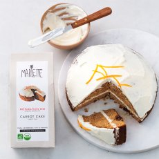 Marlette Organic Carrot Cake Mix-listing