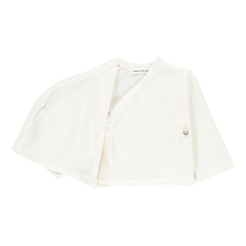 Pequeno Tocon Wrap Cardigan-product