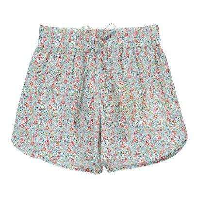 Poppy Rose Kamelia Floral Liberty Shorts-listing