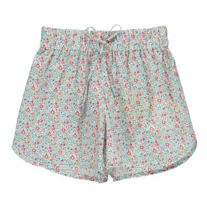 Poppy Rose Short Liberty Flores Kamelia	-listing