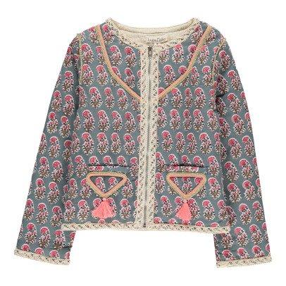 Louise Misha Symia Flower Jacket-product