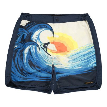 Finger in the nose Waveboy Wave Swimshorts-listing