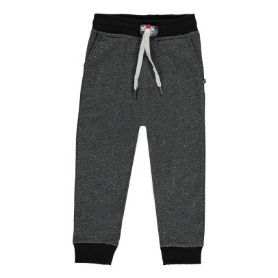 Sweet Pants Jogger Mollettone Bicolore-listing