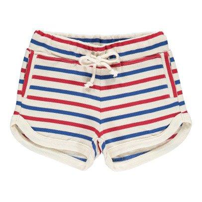 ANNE KURRIS Gestreifte Shorts -listing