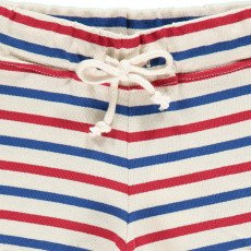 ANNE KURRIS Striped Shorts-listing