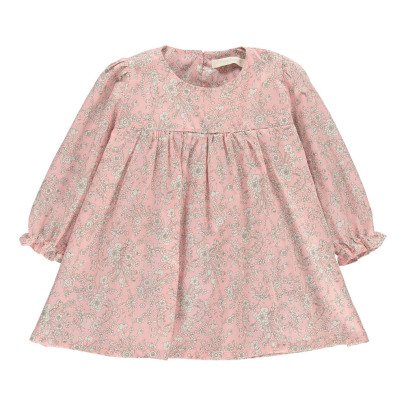 Poppy Rose Andrea Floral Dress-listing