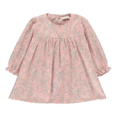 Poppy Rose Robe Liberty Fleurie Andrea-listing