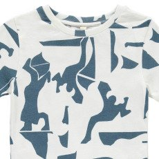 POPUPSHOP Organic Cotton Graphic Pyjamas-listing