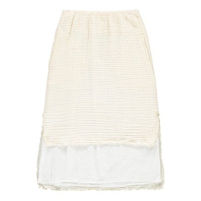 Tambere Dual Fabric Skirt-listing