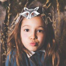Ninn Apouladaki Raccoon Crown - Set of 4-listing