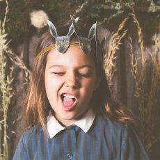 Ninn Apouladaki Hare Crown - Set of 4-listing